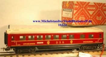 Märklin 4008.4 Speisewagen, Schürzenwagen, (10324)