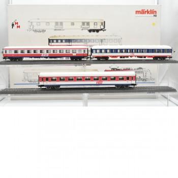 Märklin 2859.999 Demonstrations-Zug, 8-teilig, digital, beleuchtet, (23168)