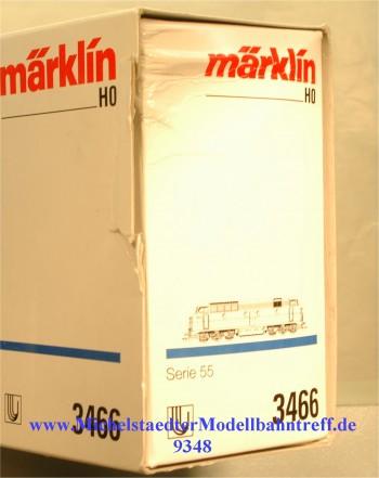 """Märklin 3466.800 Diesellok Serie 55 SNCB """"Insider Modell B/Lux"""","""