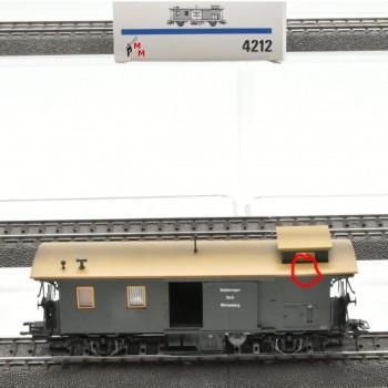 "Märklin 4229.999 Wagengarnitur ""Württemberg"", beleuchtet, Funktionsdecoder, (23098)"