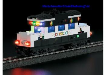 (Neu) Märklin 44738 Bausteinwagen, mit Sound und Lichtbausteinen,