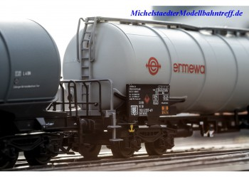 """(Neu) Märklin 47540 Kesselwagen """"ermewa"""", Ep.V,"""