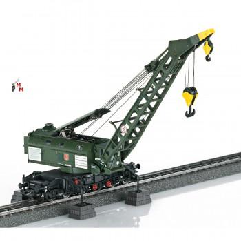 (Neu) Märklin 49571 Dampfkran Ardelt 57t, DB, Ep.IV,