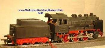 Märklin RM 800.2 Dampflok BR 24 DRG, (8348)