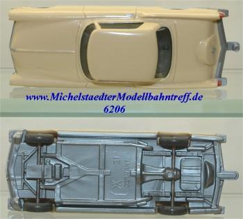 Wiking 210/4D PKW Ford Continental, hellbeige, (6206)