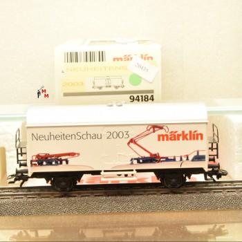 "Märklin 94184 ""Neuheitenschau 2003"", (20435)"