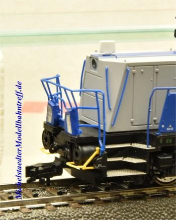 Brawa 42756 Diesellok BR 261 als Werkslok Voith Gravita, (11828)