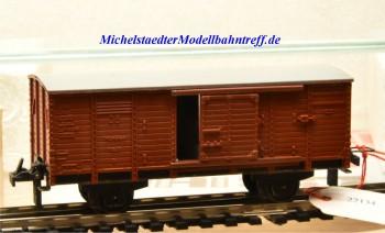 Trix Express 3453 Gedeckter Güterwagen der DB, ohne OVP, (22134)