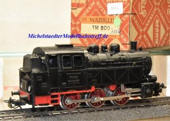 Märklin TM 800.1 Dampflok BR 80 DB, (20314)