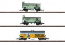 "(Neu) Märklin Spur Z 86603 Wagenset ""Brauerei"", DB, Ep.III,"