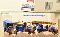 """Märklin 1886 """"3 Oldtimer Lieferwagen"""", (20209)"""