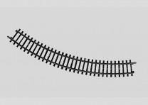 (Neu) Märklin 2210 geb. Gleis Industriekreis 45°, Rad. 295,4 mm