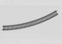 (Neu) Märklin 2251 geb. Gleis Großkreis II Rad. 618,5 mm,30°, 1/