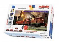 (Neu) Märklin 29722 Startset Digital-Startpackung Feuerwehr,
