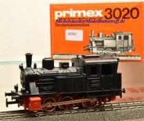 Primex 3020.4  Dampflok Achsfolge C, (10392)