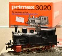 Primex 3020.4  Dampflok Achsfolge C, (9656)