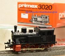 Primex 3020.4  Dampflok Achsfolge C, (9666)