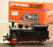 Primex 3020.4  Dampflok Achsfolge C, (9676)
