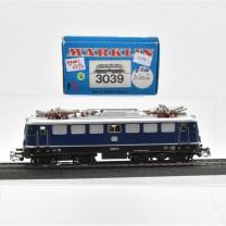 Märklin 3039.2 E-Lok BR 110, DB, digital mit 6090 Decoder, (21776)