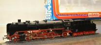 Märklin 3082.3 Dampflok BR 41 DB, digital Dec. 6090, Rauchsatz, (14933)