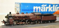 Märklin 3111.2 Dampflok Serie 59 der SNCB, mit Rauchsatz, (10709)
