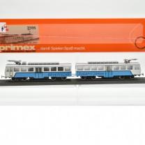 Märklin/Primex 3185 Triebzug Bayerische Zugspitzbahn, digital mit Decoder 60903, (22765)