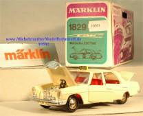 """Märklin -rak- 1829 Modellauto """"Mercedes 250 Taxi"""", (10501)"""