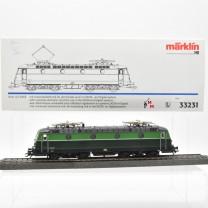 Märklin 33231 E-Lok Baureihe Serie 122 der SNCB, (22817)