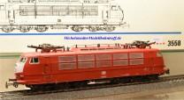 Märklin 3558 E-Lok BR 103 DB, digital Dec. 6090, (20273)