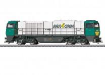 (Neu) Märklin 37216 Diesellok G 2000, Rail4Chem, NS, Ep.IV,