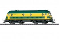 (Neu) Märklin 37277 Diesellok Serie 59, SNCB, Ep.IV,