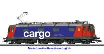 (Neu) Märklin 37327 Elektrolok Serie Re 620, SBB Cargo, Ep.VI,