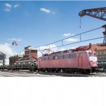 (Neu) Märklin MHI 37408 E-Lok BR 140 DB, gealtert,