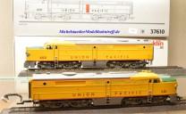 Märklin 37610 Diesellok Bauart PA-1 der Reihe 600, inkl. 49610, (21989)