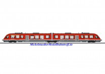 (Neu) Märklin 37716 Nahverkehrs-Triebwagen LINT 41, DB AG, Ep.VI,