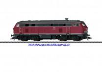 (Neu) Märklin 37765 Diesellok BR 218 altrot, DB, Ep.IV,
