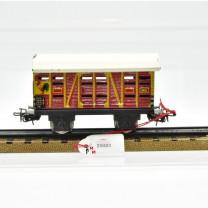 Märklin 386.5 Kleintierwagen in Blechausführung, (25023)