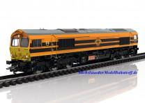 (Neu) Märklin 39061 Diesellokomotive EMD Serie Class 66, RRF, Ep.VI,