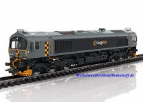 (Neu) Märklin 39063 Diesellokomotive Class 66, CargoNet, Ep.VI,