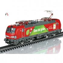 """(Neu) Märklin MHI 39197 E-Lok BR 193 DB AG """"Das ist grün"""", Ep.VI,"""