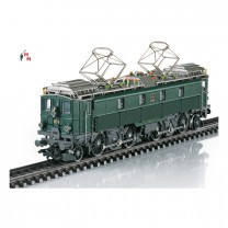 (Neu) Märklin 39511 E-Lok Serie Be 4/6 SBB, grün, Ep.IIIa,