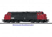 (Neu) Märklin 39685 Diesellokomotive MV, DSB, Ep. IV,