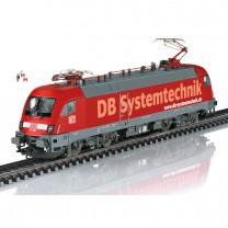 (Neu) Märklin 39848 E-Lok BR 182, DB Systemtechnik Ep.VI,