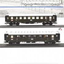 Märklin 4261 Schnellzugwagen der DRG, (21478)