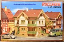 (Neu) Vollmer 43639 H0 Wohnhaus,