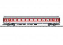 (Neu) Märklin 43761 Großraumwagen rot/hellgrau, 2.Kl., DB AG, Ep.V,