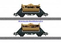 """(Neu) Märklin 44822 Wagen-Set Jim Knopf, """"Schatz der Wilden 13"""","""