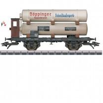 (Neu) Märklin 45086 Gas-Kesselwagen DRG, Ep.II,