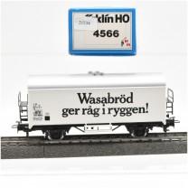 """Märklin 4566.1 Kühlwagen """"Wasabröd"""", (21334)"""