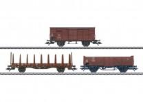 (Neu) Märklin 46392 Güterwagenset der ÖBB, Ep.III,